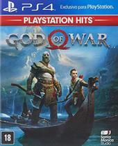 jogo ps4 god of war - playstation 4
