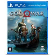 Jogo PS4 God Of War - Sony
