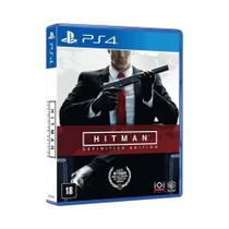 Jogo PS4 Hitman Definitive Edition - Io interactive