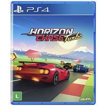 Jogo PS4 - Horizon Chase Turbo - Playstation -