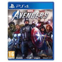jogo ps4 marvel avengers -