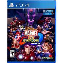 Jogo PS4 Marvel VS Capcom Infinite -