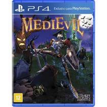 Jogo ps4 medievil  playstation -