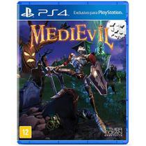 Jogo PS4 - Medievil - Playstation -