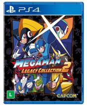 Jogo PS4 Megaman Legacy Collection 2 - Capcom