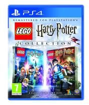 Jogo ps4 midia fisica lego harry potter collection - Wb games