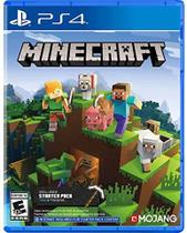 jogo ps4 minecraft starter collection - Playstation 4