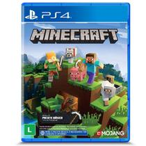 Jogo PS4 - Minecraft Starter Collection - Sony