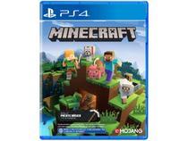 Jogo PS4 Minecraft Starter Collection - Sony -