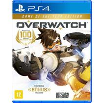 Jogo ps4 overwatch: game of the year ed  sony