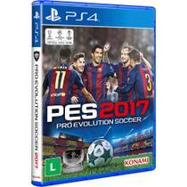Jogo PS4 Pes 2017 - Konami