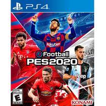 Jogo PS4 Pes 2020 Football - Konami