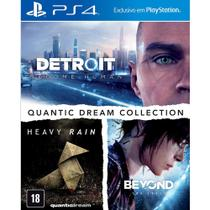 Jogo PS4 - Quantic Dream Collection - Playstation -