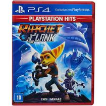 Jogo PS4 - Ratchet e Clank Hits - Playstation Hits - Playstation