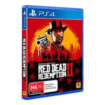 Jogo PS4 Red Dead Redemption 2 - Rockstar games