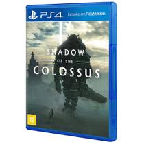 Jogo PS4 - Shadow Of Colossus - Playstation