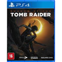 Jogo PS4 Shadow of The Tomb Raider - Square enix