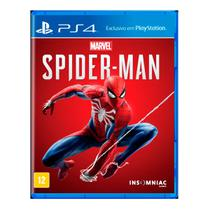 Jogo PS4 Spiderman Sony