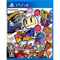 Jogo PS4 Super Bomberman - Konami