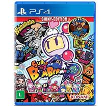 Jogo PS4 - Super Bomberman R - Konami - Playstation -