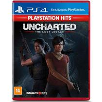 Jogo PS4 - Uncharted - The Lost Legacy - Sony - Playstation