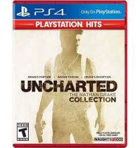 Jogo PS4 Uncharted: The Natan