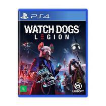 Jogo ps4 watch dogs legion  ubisoft -