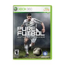 Jogo Pure Futbol: Authentic Soccer - Xbox 360 - Ubisoft