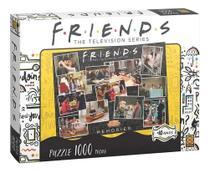 Jogo Quebra Cabeça Série Friends Lembrança Puzzle 1000 Peças - Grow