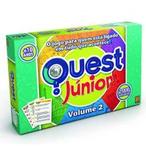 Jogo Quest Junior Volume 2 - Grow -