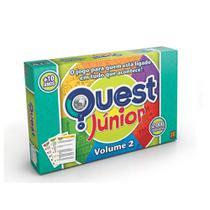 Jogo Quest Junior Volume 2 Original Grow 2.000 -
