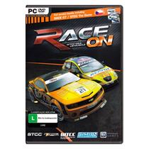 Jogo Race On: WTCC 08  US Muscle - PC - Simbin