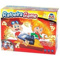 Jogo Ratoeira Game - Braskit -