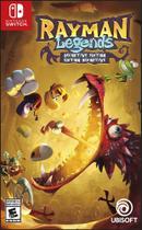 Jogo Rayman Legends: Definitive Edition - Ubisoft