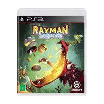 Jogo Rayman Legends - PS3 - Ubisoft