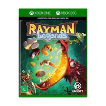 Jogo Rayman Legends - Xbox 360 - Ubisoft