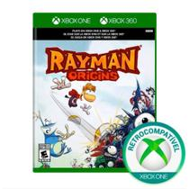 Jogo Rayman Origins - Xbox 360 / Xbox One - Ubisoft