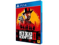 Jogo Red Dead Redemption 2 - PS4 - Rockstar Games