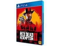 Jogo Red Dead Redemption 2 - PS4 - Rockstar Games
