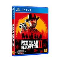 Jogo Red Dead Redemption 2 PS4 - Rockstar