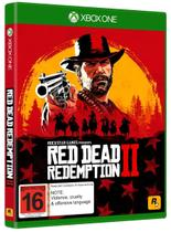 Jogo Red Dead Redemption 2 - Xbox One Mídia Física - Rockstar