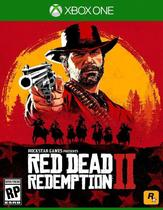 Jogo Red Dead Redemption 2 - Xbox One - Novo - Física - Rockstar games