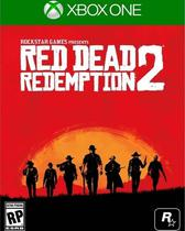 Jogo Red Dead Redemption 2 - Xbox One - Rockstar games