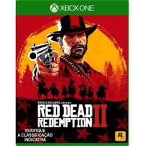 Jogo Red Dead Redemption 2 - Xbox One - Rockstar Games -