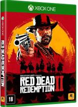 Jogo Red Dead Redemption 2 Xbox One - Rockstar Games
