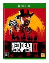 Jogo Red Dead Redemption 2 - Xbox One - Rockstar