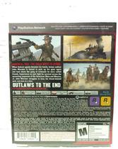 Jogo Red Dead Redemption - Ps3 Mídia Física Usado - Rockstar Games