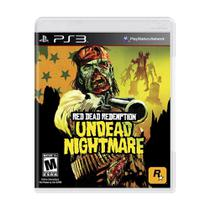 Jogo Red Dead Redemption: Undead Nightmare - PS3 - Rockstar games