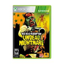 Jogo Red Dead Redemption: Undead Nightmare - Xbox 360 - Rockstar games