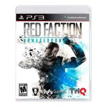 Jogo Red Faction Armageddon PS3 - THQ